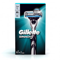 Gillette Mach3 Closer Shave Without All The Redness