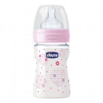 Chicco Well - Being Feeding Bottle (0 M+)