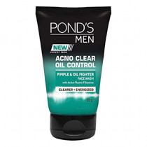 Pond's Men Acno Clear Oil Control Face Wash