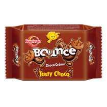 Sunfeast Bounce Choco Creme Biscuits