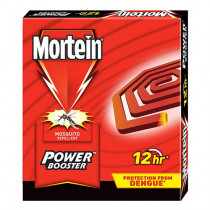Mortein Power Booster Mosquito Repellent 12 Hrs Protection From Dengue