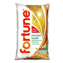 Fortune Rice Bran Health Physically Refined Rice Bran Oil