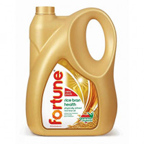 Fortune Rice Bran Health Physically Refined Rice Bran Oil +1 litre FREE