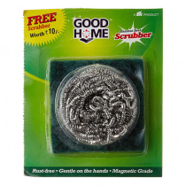 Good Home Stainless Steel Scrubber + 1N Scrub Pad