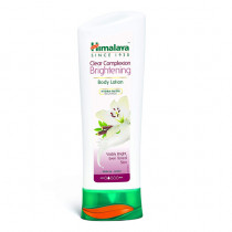 Himalaya Clear Complexion Brightening Body Lotion