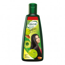 Nihar Naturals Amla Hair Oil With Goodness Of Almonds