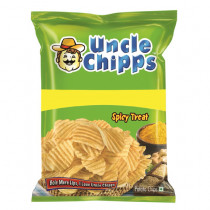 Uncle Chipps Spicy Treat