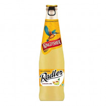 Kingfisher Radler Added Ginger & Lime Flavours Non Alcoholic