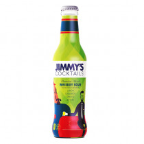 Jimmy's Cocktails Whiskey Sour Non Alcoholic