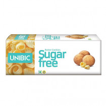 Unibic Butter Sugar Free Cookies