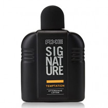 Axe Signature Temptation Aftershave Lotion