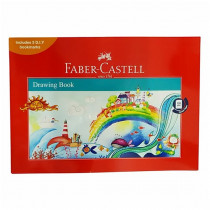 Faber-Castell Drawing Book