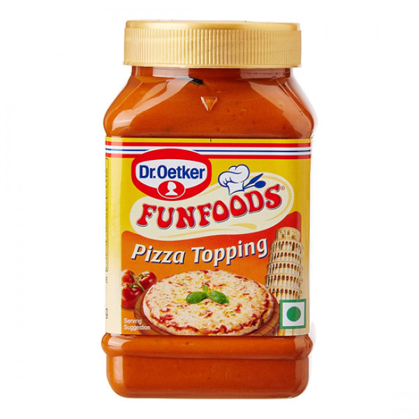 Dr.Oetker Funfoods Pizza Topping