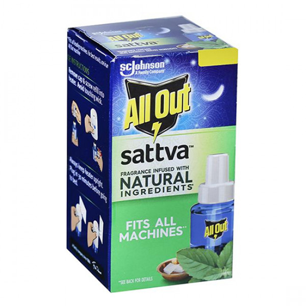 All Out Sattva Fits All Machines