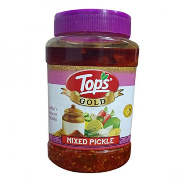 Tops Gold Mixed Pickle