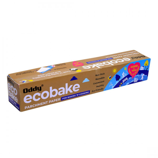 Oddy Ecobake Parchment Paper (For Baking & Cooking)
