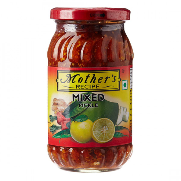 Mother's Mixed Pickle
