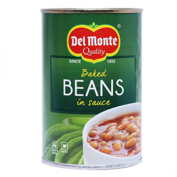 Del Monte Quality Baked Beans
