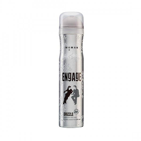 Woman+ Engage Drizzle Bodylicious Deo Spray
