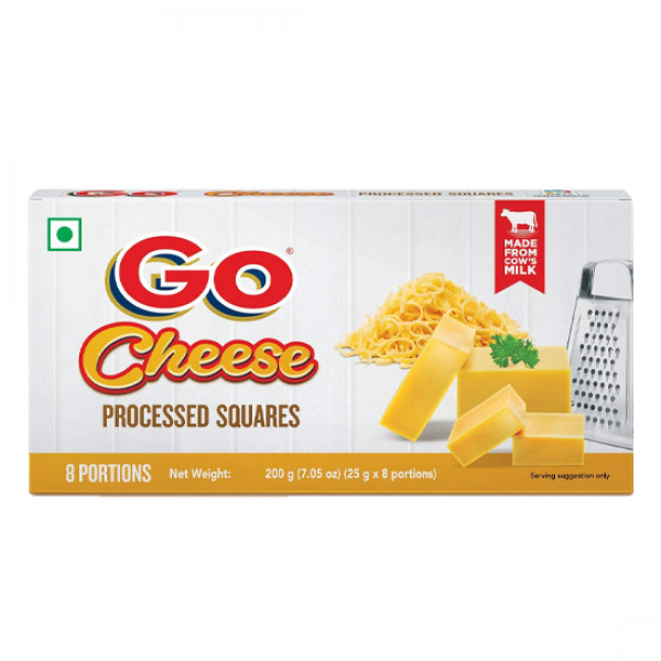Go Cheese (8 Portions)