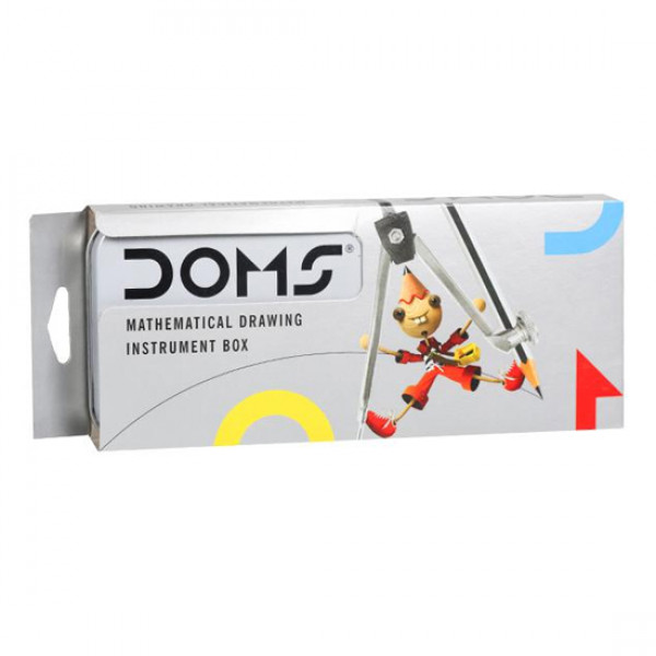 Doms Mathematical Drawing Instrument Box