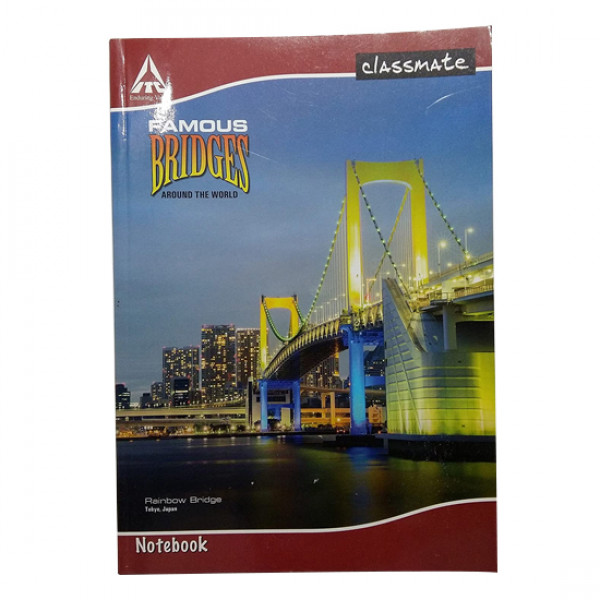 Classmate Notebook 240 Pages