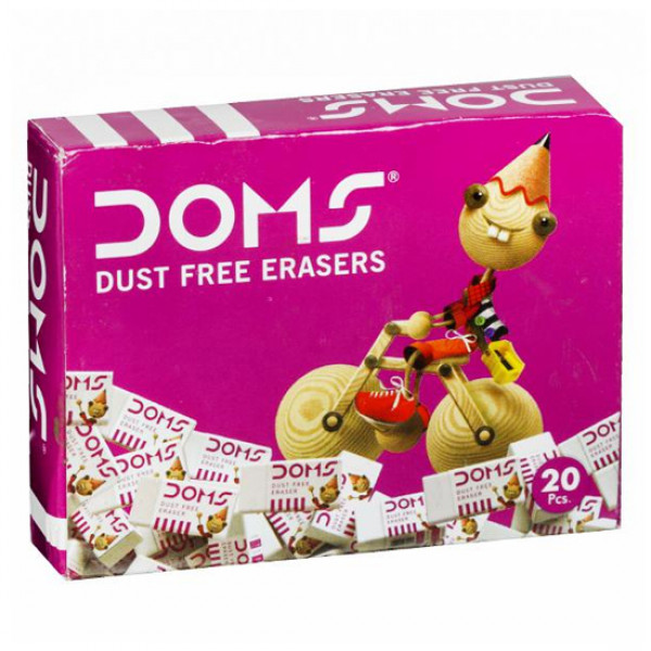 Doms Dust Free Erasers
